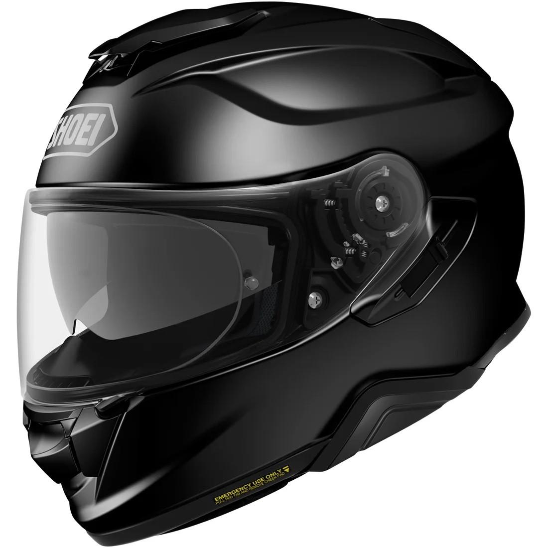 Casco Integral Shoei GT-AIR 2 Negro TALLA CASCO XS