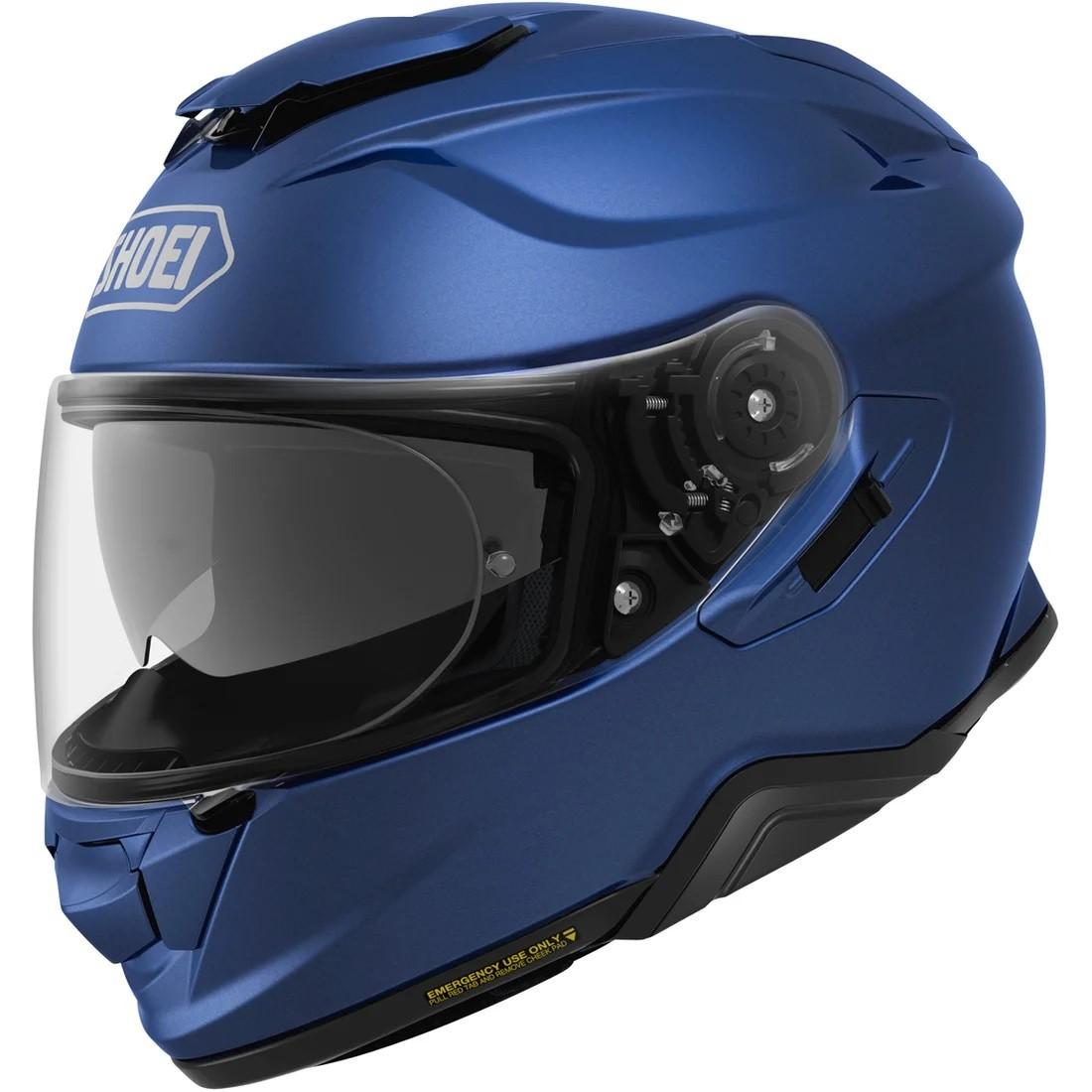 Casco Integral Shoei GT-AIR 2 Azul Mate TALLA CASCO XS