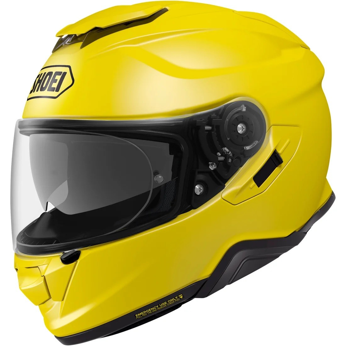 Casco Integral Shoei GT-AIR 2 Amarillo TALLA CASCO XS