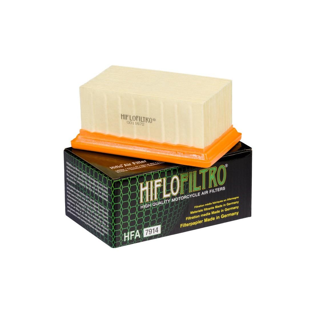 Filtro Aire Hiflofiltro HFA7914