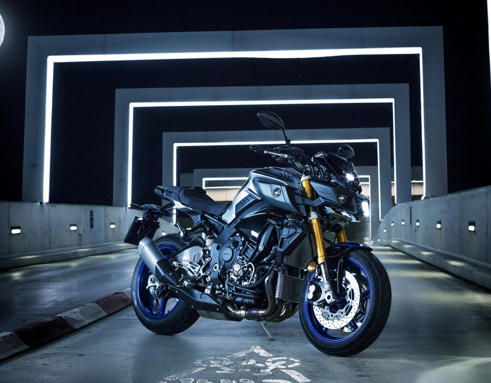Accesorios Yamaha para moto