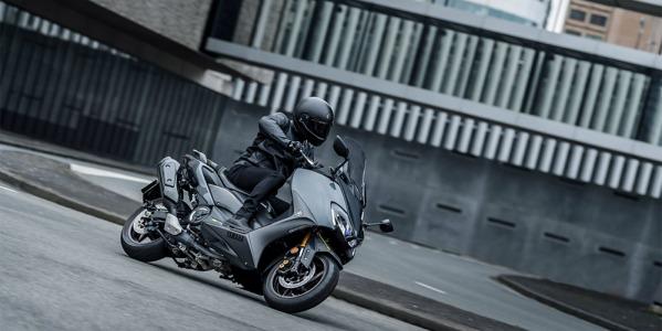 TMAX 560 Especial 20th Aniversario: Una moto que seguirá con el legado de las MaxiScooters de Yamaha
