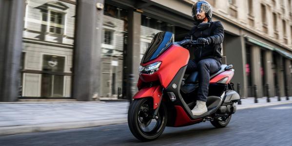 La nueva Yamaha N-Max 125 2021: Un scooter destinado a hacer historia